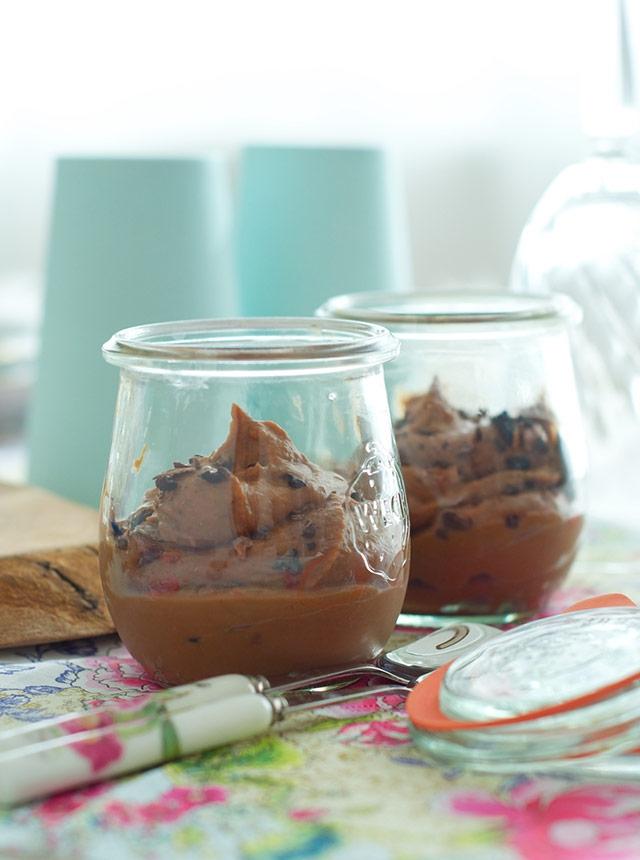 chocolate-pumpkin-mousse