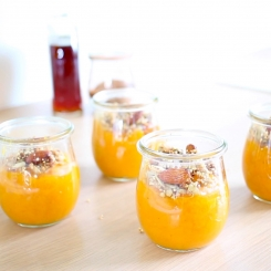 granola-pumpkin-mousse