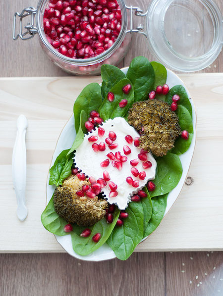 pomegranade-salad
