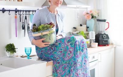 как да приготвиш салати за седмица напред точно за 30 минути