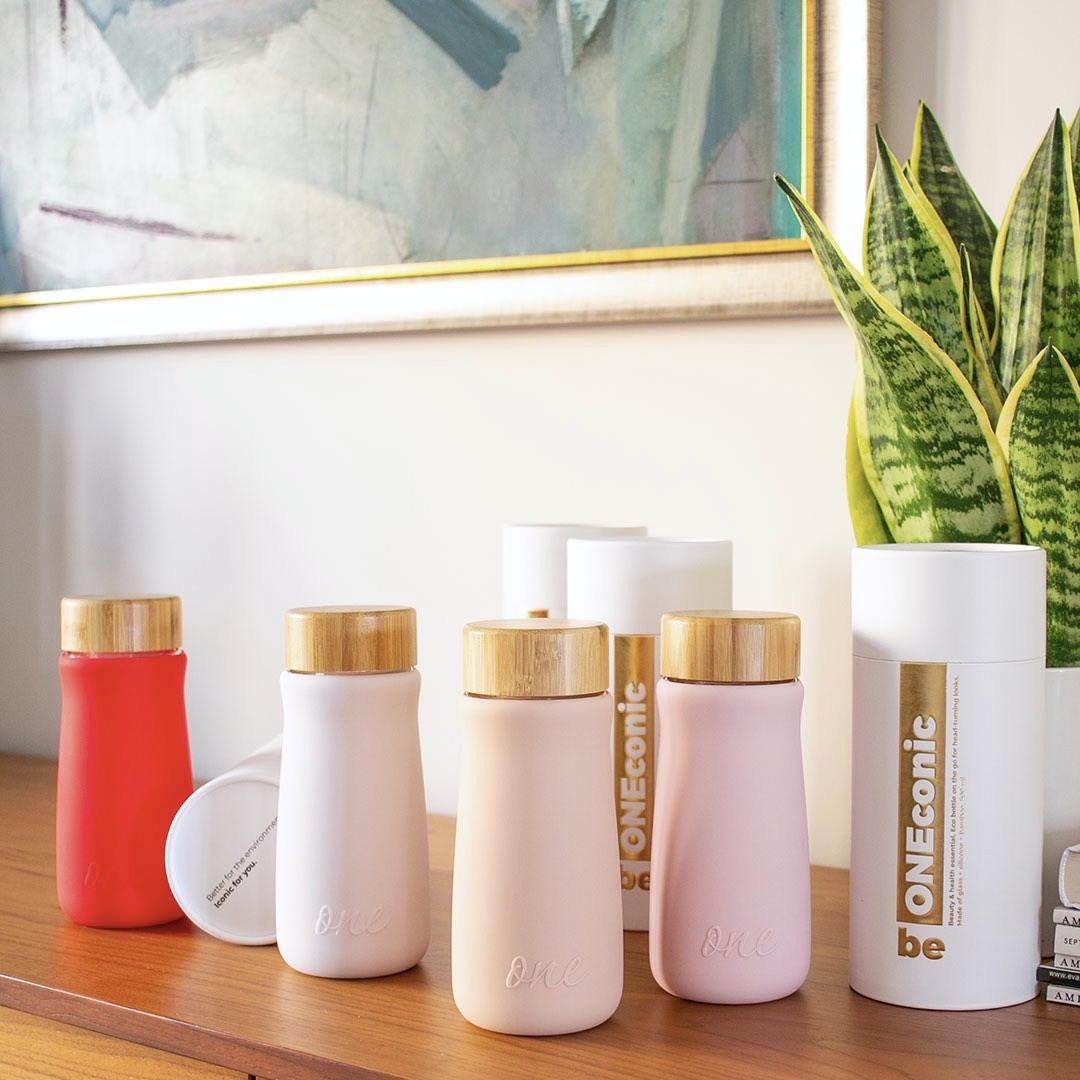 ONEconic collection eco bottles